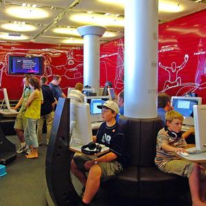 Интернет-кафе Зернограда