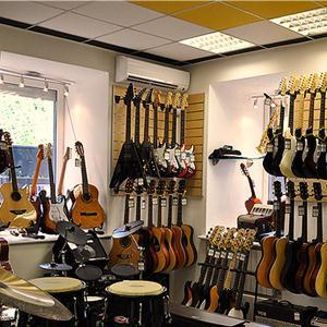 Музыкальные магазины Зернограда