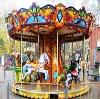 Парки культуры и отдыха в Зернограде