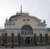 Железнодорожные вокзалы в Зернограде