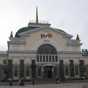 Железнодорожные вокзалы Зернограда
